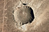 Barringer Crater,Arizona