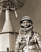 Scott Carpenter,American astronaut