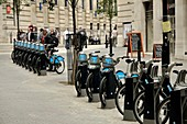 London cycle hire scheme