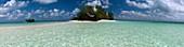 Island dive resort,Borneo