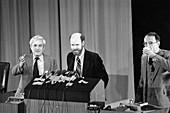 1978 Physics Nobel press conference