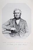 1849 John Stevens Henslow,Darwin's tutor