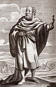 Carneades,Greek skeptic philosopher