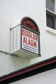 Burglar alarm in Cocoa,Florida