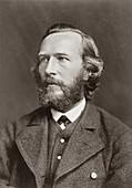 Ernst Haeckel,German naturalist