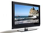 Flat-screen television