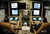 Reaper unmanned aerial vehicle pilots
