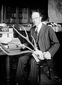 Roy Chapman Andrews,US explorer