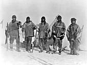 Scott's Antarctic expedition