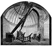 George Bishop's observatory,artwork