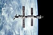 International Space Station,2000