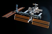 International Space Station,2006