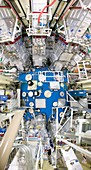 Nuclear fusion research,NIF chamber