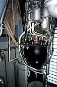 R-1 Soviet rocket engine