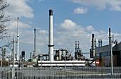 Conoco Phillips Humber oil refinery