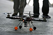 Unmanned aerial vehicle competition