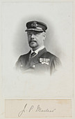 John Maclear,British Admiral