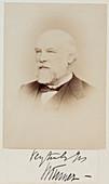 Sir William Turner,British anatomist