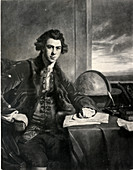 Joseph Banks,English naturalist