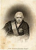 Sir Joseph Banks,English naturalist