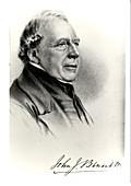 John Joseph Bennett,British botanist
