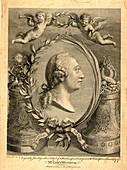 George III,British monarch