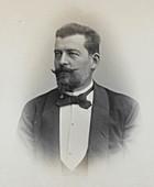 Ludwig von Graff,Austrian zoologist