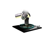 Microscope,artwork