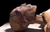 Ramases V mummy,Egypt