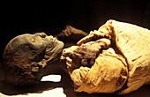 Tuthmosis I mummy,Egypt
