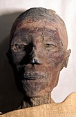 Ramases IX mummy,Egypt