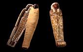 Egyptian mummy,Italy