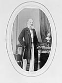 Hewett Watson,British botanist