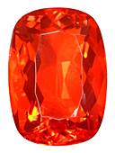 Fire opal birthstone