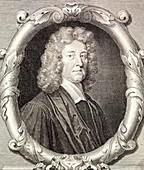 1681 Thomas Burnett colour portrait