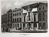1816 Bullocks Museum curios and fossil