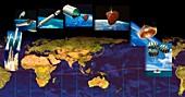 ARD test flight sequence,artwork