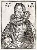 Johann Bauhin,Swiss botanist