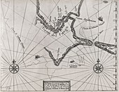 Schouten rounding Cape Horn,1616