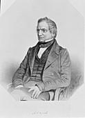 Adam Sedgwick,British geologist