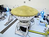 Mars Science Laboratory aeroshell