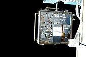 ISS experiment equipment