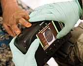 Military biometrics