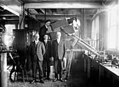 USNO solar eclipse expedition,1925