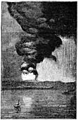 Eruption of Krakatoa,1883