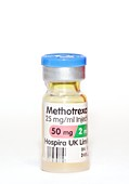 Methotrexate anti-cancer drug