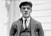 Frederick Fleet,lookout on Titanic