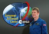 Timothy Peake,British ESA astronaut
