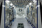ISS Columbus training module