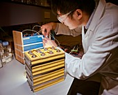 Lithium-Iron-Phosphate battery research